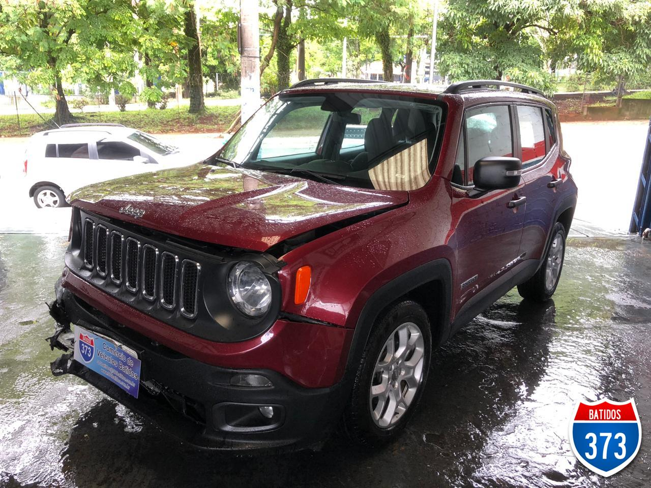 JEEP Renegade Sport 1.8 At  2018 Batido, Foto 16319