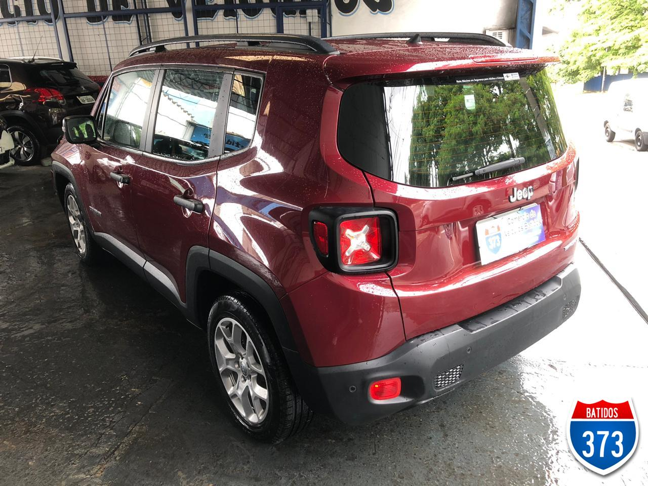 JEEP Renegade Sport 1.8 At  2018 Batido, Foto 16322
