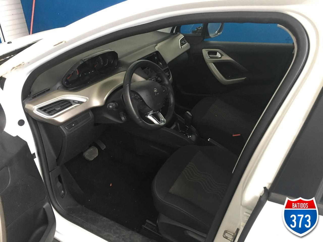 Peugeot 2008 Allure 1.6 At  2018 Batido, Foto 16334