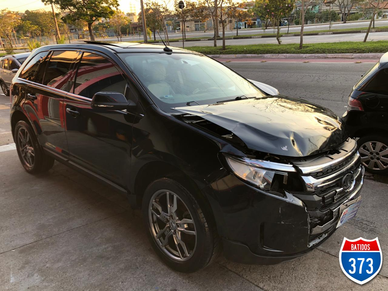 Ford EDGE LIMITED AWD V6 2014 Batido, Foto 16829