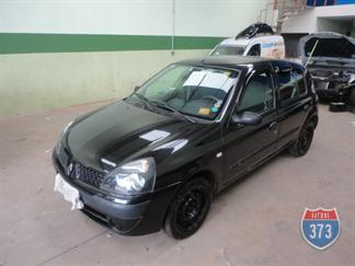 Renault Clio Hatch Authentic 1.0 4P 2004 Batido, Foto 2426